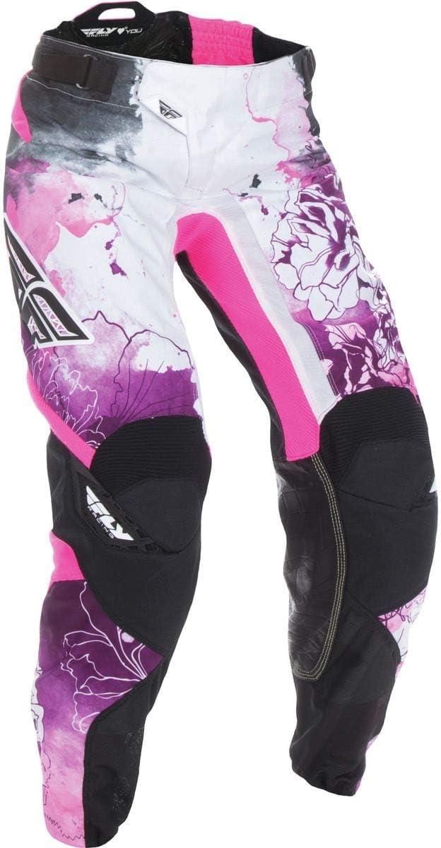Pink//Purple, Size 56 Fly Racing Unisex-Adult Kinetic Womens Race Pants