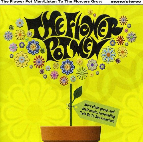 Price comparison product image A Walk In The Sky: The Psychedelic World Of The Flowerpot Men / Flower Pot Men