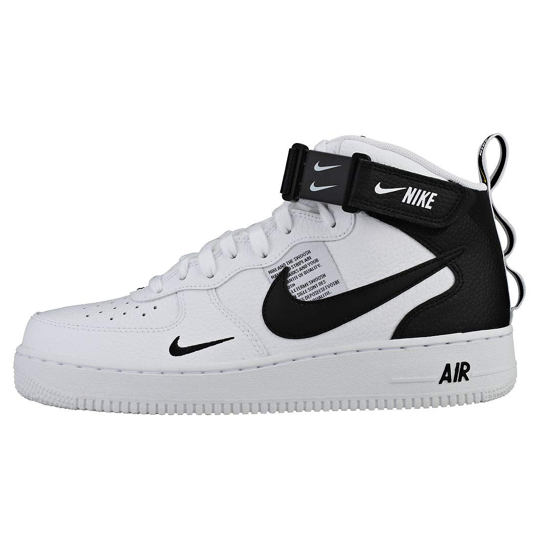 NIKE Air Force 1 Mid 07 Lv8, Zapatillas de Gimnasia para Hombre: Amazon.es: Zapatos y complementos