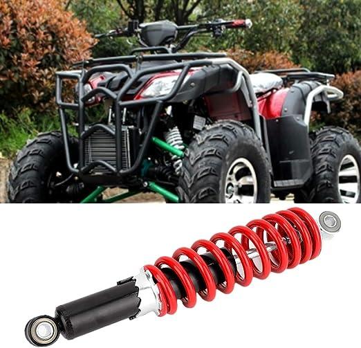 ammortizzatori anteriori 305mm Sospensioni per sospensione 110cc 150cc 200cc 250c ATV Quad Bike Ammortizzatore a molla motorizzato Suuonee