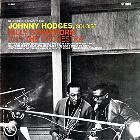 Hodges with Strayhorn and the Orchestra by Johnny Hodges, Billy Strayhorn  (2014-07-08) - Amazon.com Music