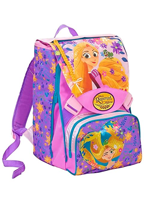 ed5fed9a0b ZAINO SEVEN RAPUNZEL DISNEY PRINCESS 2018/19: Amazon.it: Giochi e ...