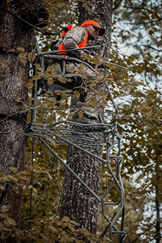 Summit Treestands The Vine Single Hunter Ladder Stand by Summit Treestands (Image #3)