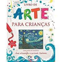 Livro de arte para crianças: Uma introdução a pinturas famosas