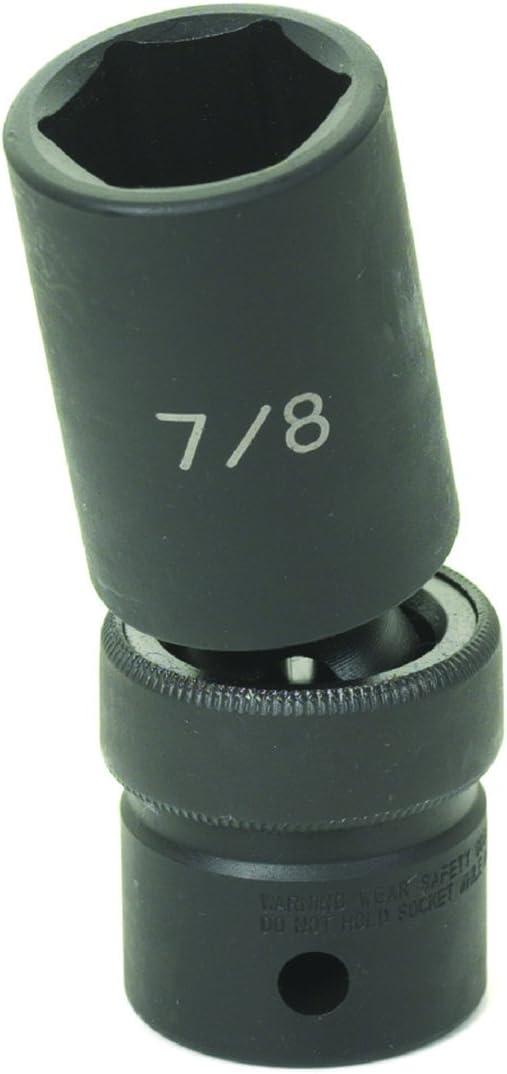 3//4 Drive x 1-5//16 Deep Socket 3042D Grey Pneumatic