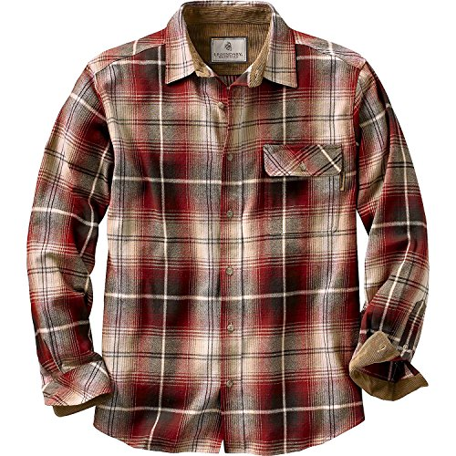 Large Product Image of Legendary Whitetails Men's Buck Camp Flannel Shirt