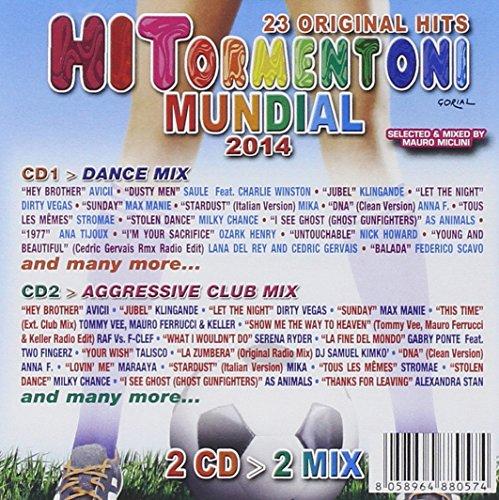 Hitormentoni Mundial 2014 / Various (Inox Chef Knife)