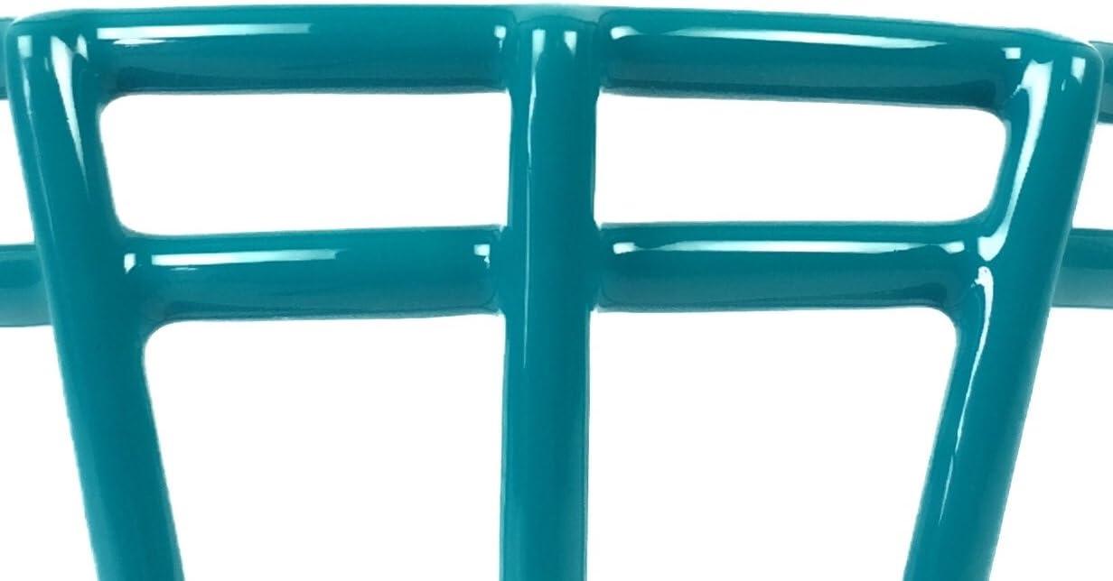 Green Gridiron Schutt Super Pro Titanium T-ROPO-DW Facemask