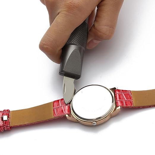 5 opinioni per BABAN Apricasse Opener Manico Lega per Riparazione Orologio Removal Fix Knife