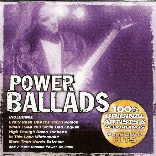 power ballads gold - 2