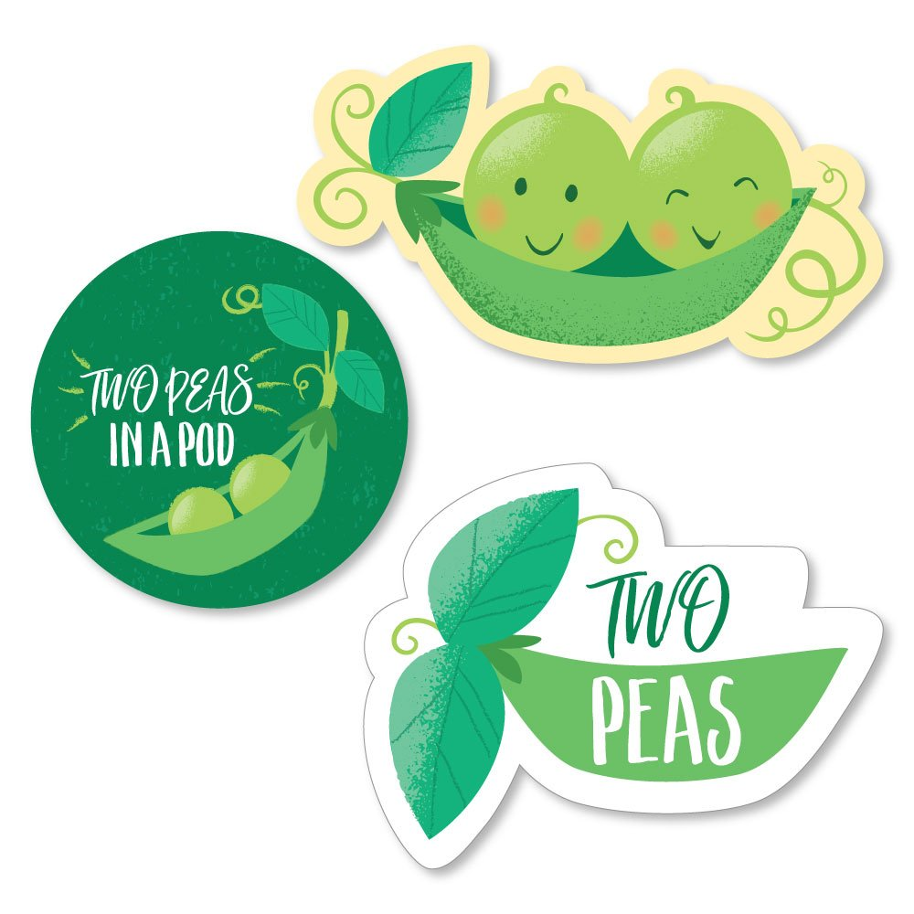 Two Peas In A Pod Party Supplies