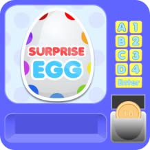 Surprise Egg Vending Machine - Collect All The Toys