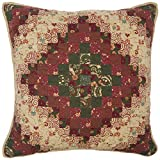 Donna Sharp Southwest Spice Quilted Cotton Throw Pillow