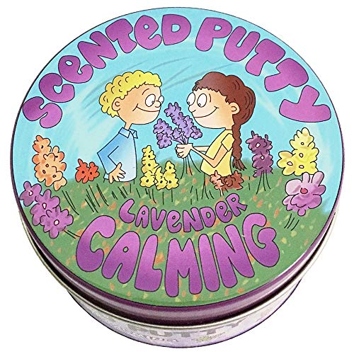 Scented Putty: Lavender Fragrance for Calming Therapy and - Calming Lavender Aromatherapy