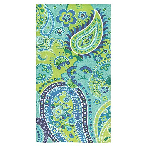 Custom Paisley bath towels beach bathroom body shower towel 30