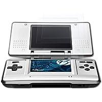 Bruni Skärmskydd är kompatibel med Nintendo DS Film, kristallklart Skyddsfilm (Set av 2)