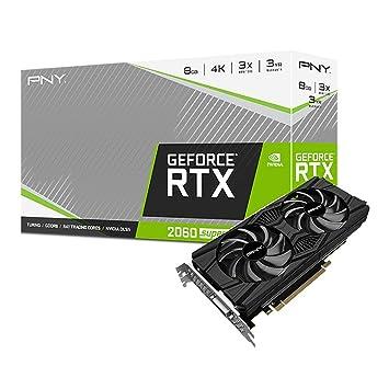 Amazon.com: PNY GeForce RTX 2060 - Tarjeta gráfica de doble ...