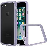RhinoShield Coque pour iPhone 7 / iPhone 8 [CrashGuard NX] Protection Fine Personnalisable avec Technologie Absorption des Chocs [sans BPA] + [Programme de Remplacement Gratuit] - Lavande