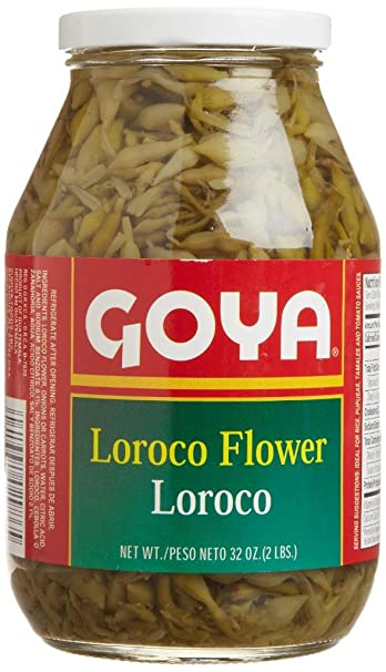 Amazoncom Goya Loroco Flower 32 Oz Loroco Spices And