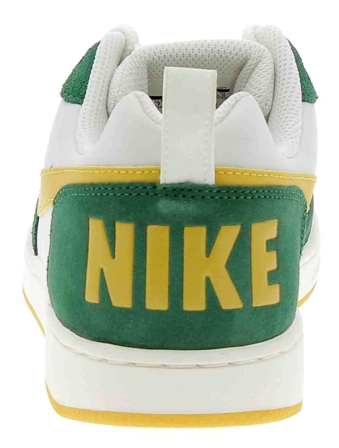 wholesale dealer 5f1b6 787d3 Nike - Nike Court Borough Low Prem Scarpe Sportive Uomo Bianche Verdi   Amazon.it  Sport e tempo libero