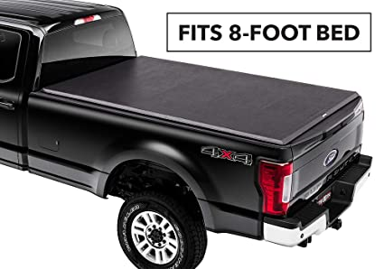 Ford F250 8 Foot Bed For Sale >> Amazon Com Truxedo Truxport Soft Roll Up Truck Bed Tonneau Cover