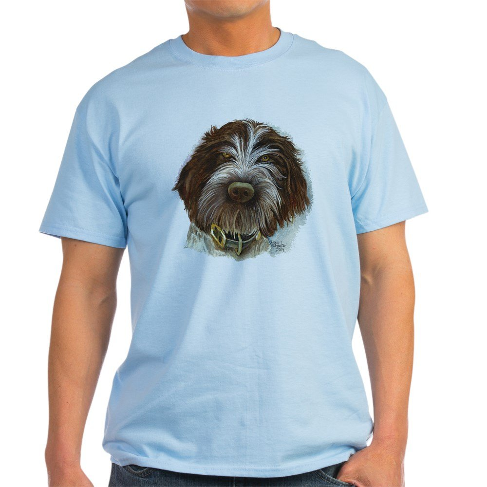 Amazon.com: CafePress - Wirehaired Pointing Griffon - Higgins Light ...