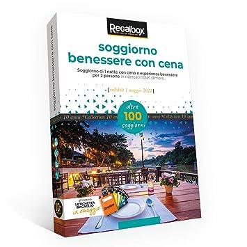 Regalbox - Soggiorno Benessere con Cena 2019 - Cofanetto Regalo ...