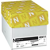 "Exact Index Cardstock, 8.5"" x 11"", 110 lb/199 gsm, White, 94 Brightness, 2000 Sheets (40411)"