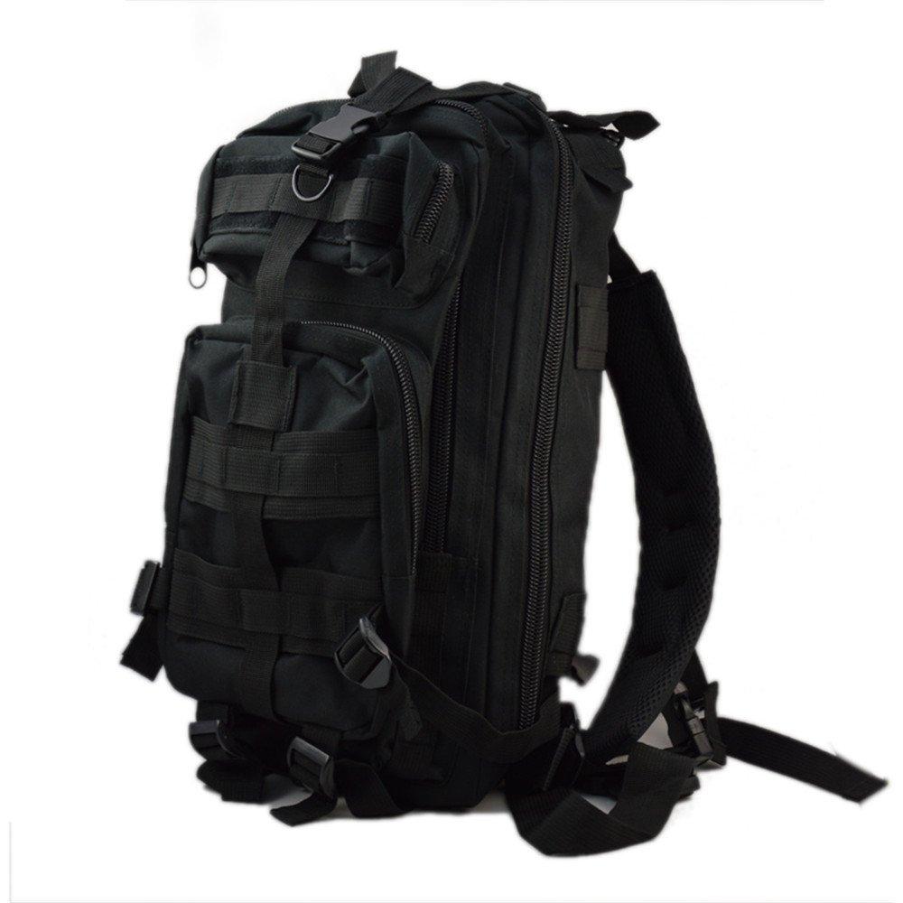 Zaino Tattico Militare 30L,Escursione allaperto Impermeabile Nylon