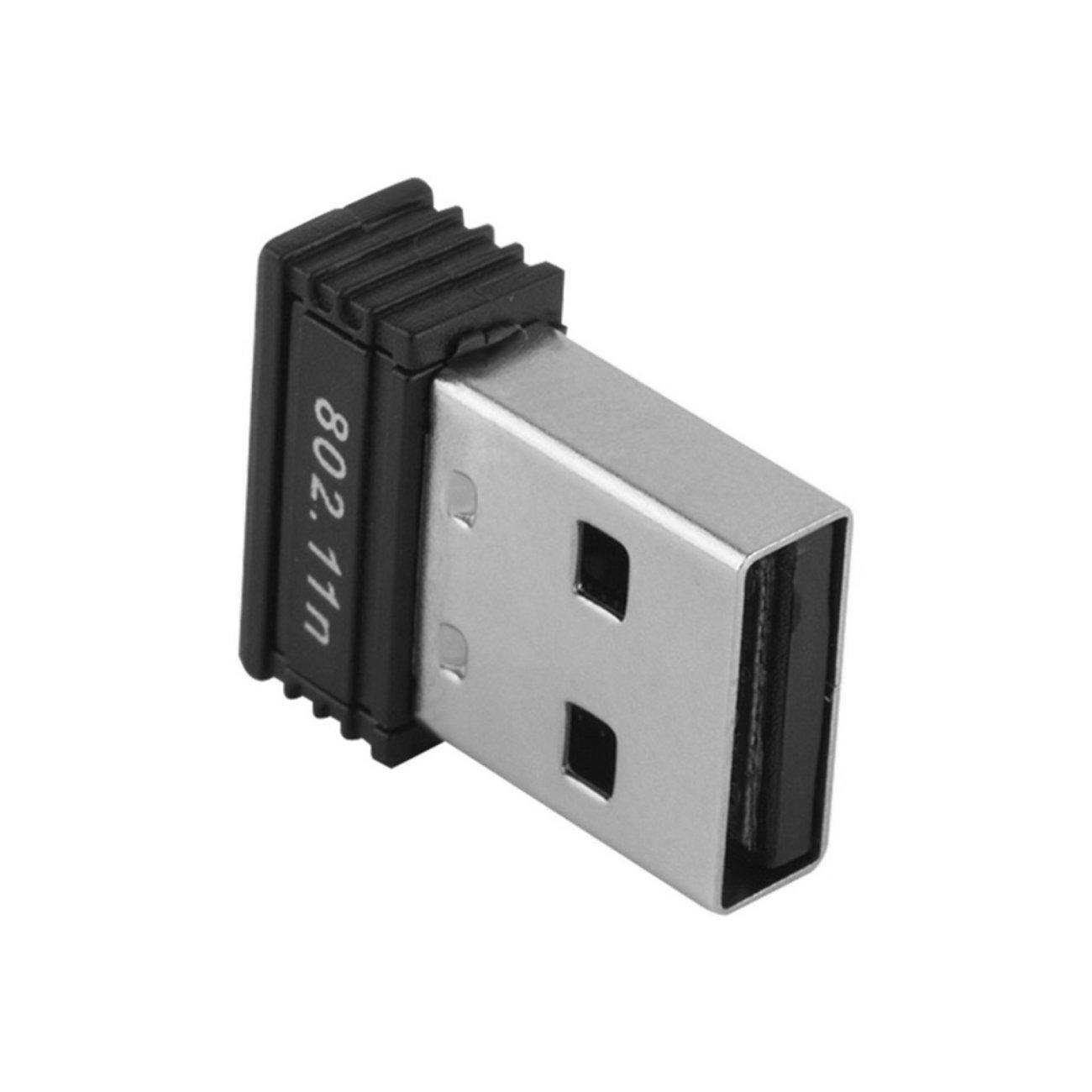 g//b Jiobapiongxin 150 Mbps 150 MB Mini-USB-WLAN-WLAN-Adapter Netzwerk-LAN-Karte 802.11n