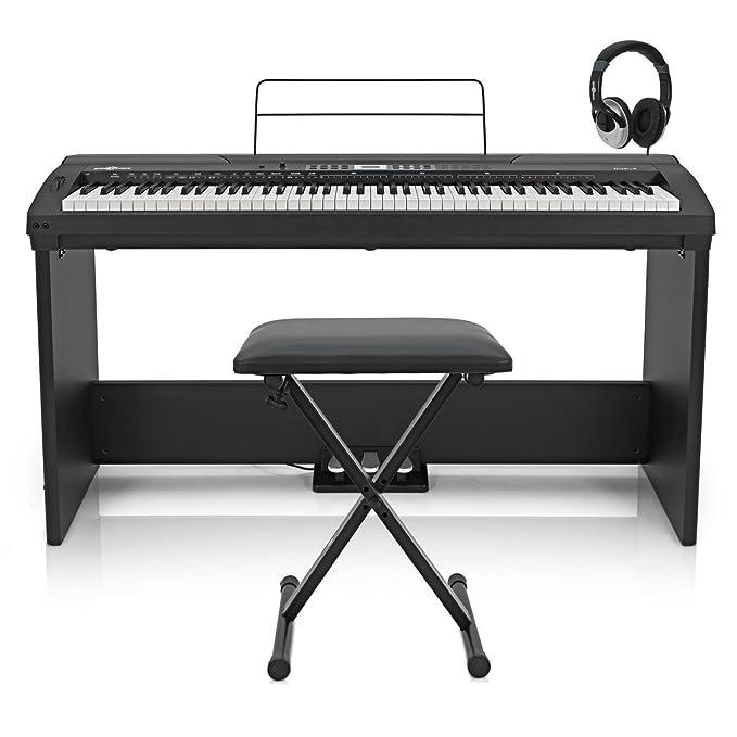 1 opinioni per Pianoforte da Palco SDP-4 da Gear4music + Pack completo