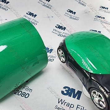 Pink Gloss XPO car vehicle vinyl wrap film 20ft x 5ft VViViD cast air release