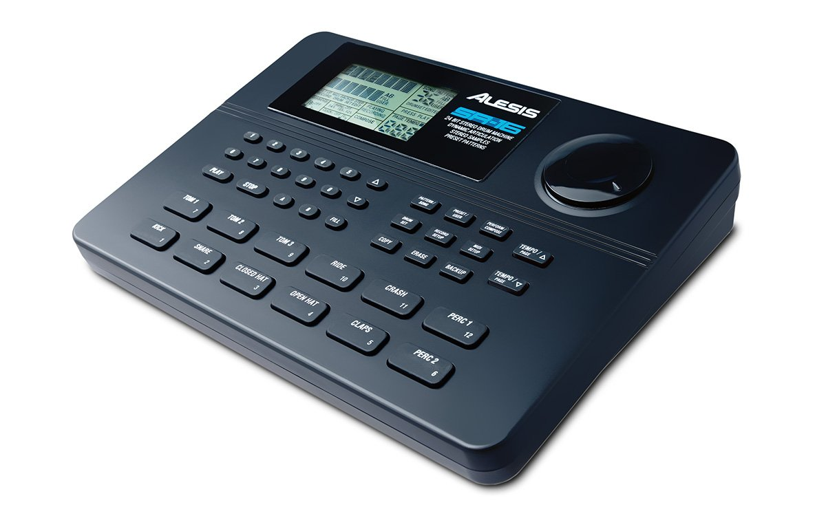 Alesis SR16 | Classic 24-bit Stereo Electronic Drum Machine with Dynamic Articulation by Alesis (Image #1)