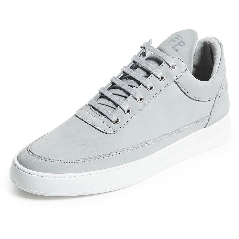(フィリング ピース) Filling Pieces メンズ シューズ靴 スニーカー Low Top Plain Lane Sneakers [並行輸入品] B07CGM3M3D
