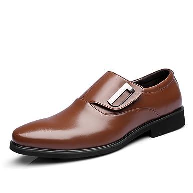Schuhe Herren Business Freizeitschuhe Herren Schuhe Mode Herrenschuhe Klettband Hochzeit Guru Schuhe