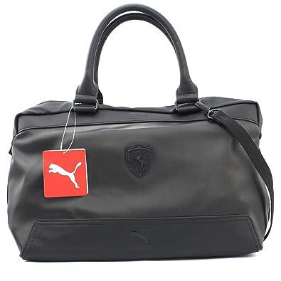 06c7937d45beb Puma Damen Handtasche Ferrari LS Shopper 074512 01  Amazon.de ...