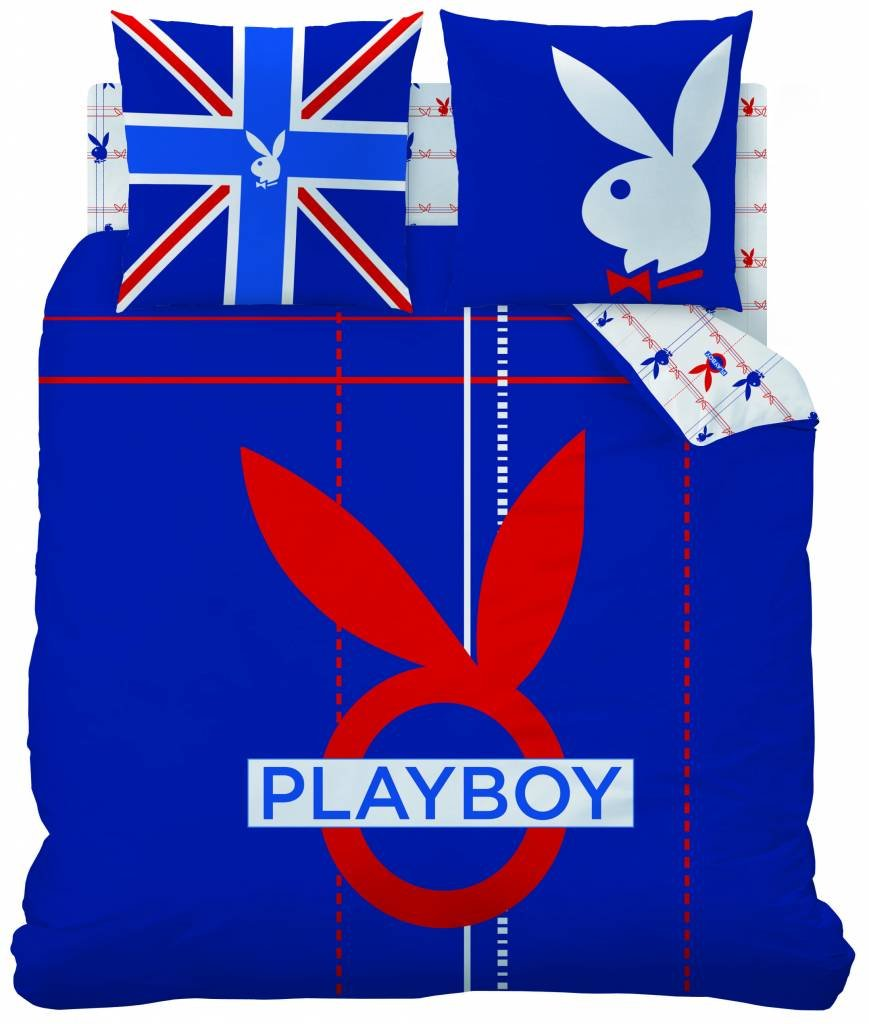Playful Playboy Blankets And Bedding To Keep You Warm & Comfy