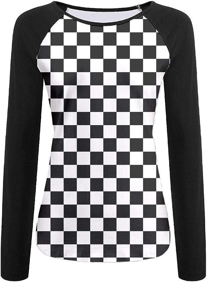 MASDUIH 3D Print Thin Line Flag Long Sleeve Shirt Baseball Shirt