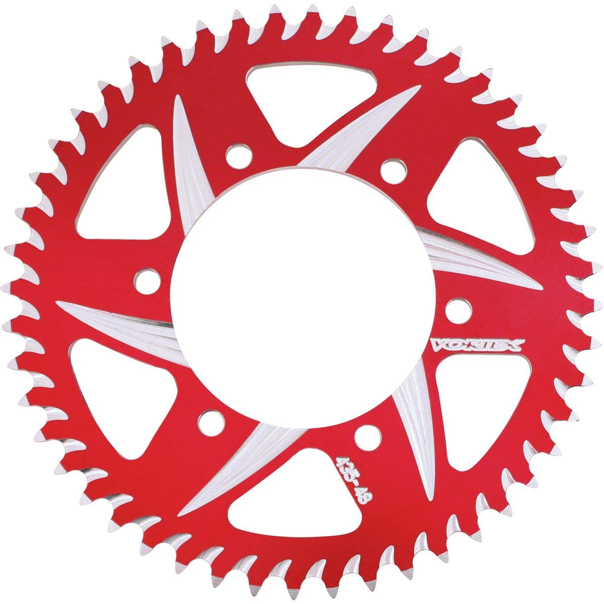 Vortex 528ZR-39 Red 39-Tooth Rear Sprocket