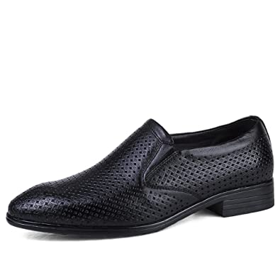 Herrenschuhe Herren Derby Schnürhalbschuhe Business Schnürer Halbschuhe Klassischer Schuhe Männer Blau 37 EU uCa2Qq