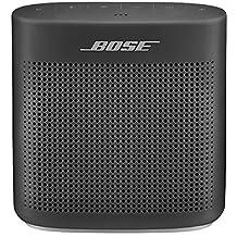 Bose Sound Link Color Bluetooth Speaker II, Soft Black