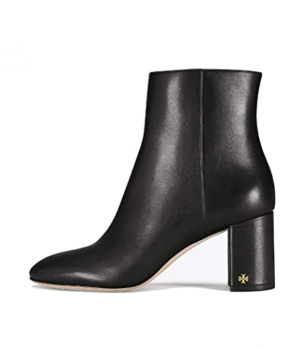 f77001f9ecf818 Tory Burch Brooke Leather 70mm Bootie