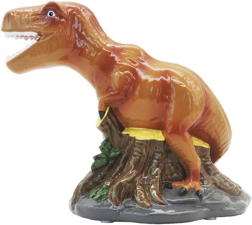 Jurassic World T Rex Large Ceramic Coin Bank..