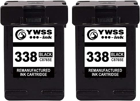 YWSS Remanufacturado Cartucho de Tinta para HP 338 HP338 Alto ...