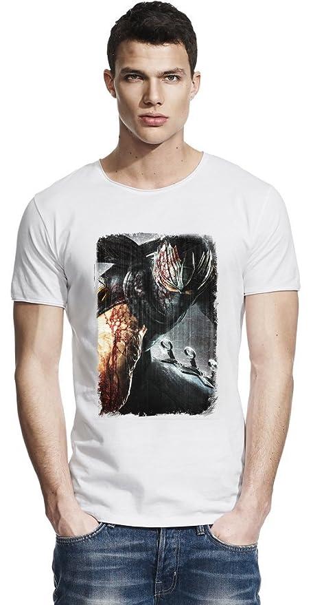 Ninja Gaiden II Edge prima camiseta: Amazon.es: Ropa y ...