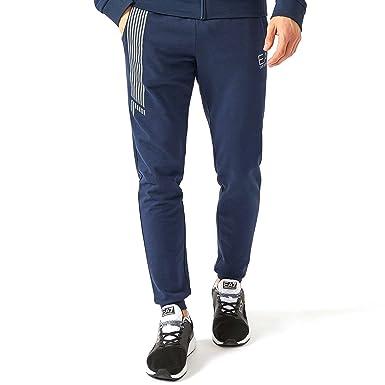 Emporio Armani EA7 - Pantalón de chándal para Hombre Turquesa XL ...