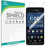 Kyocera Hydro Elite Screen Protector [Military-Grade] RinoGear Premium HD Invisible Clear Shield w/ Lifetime Replacements