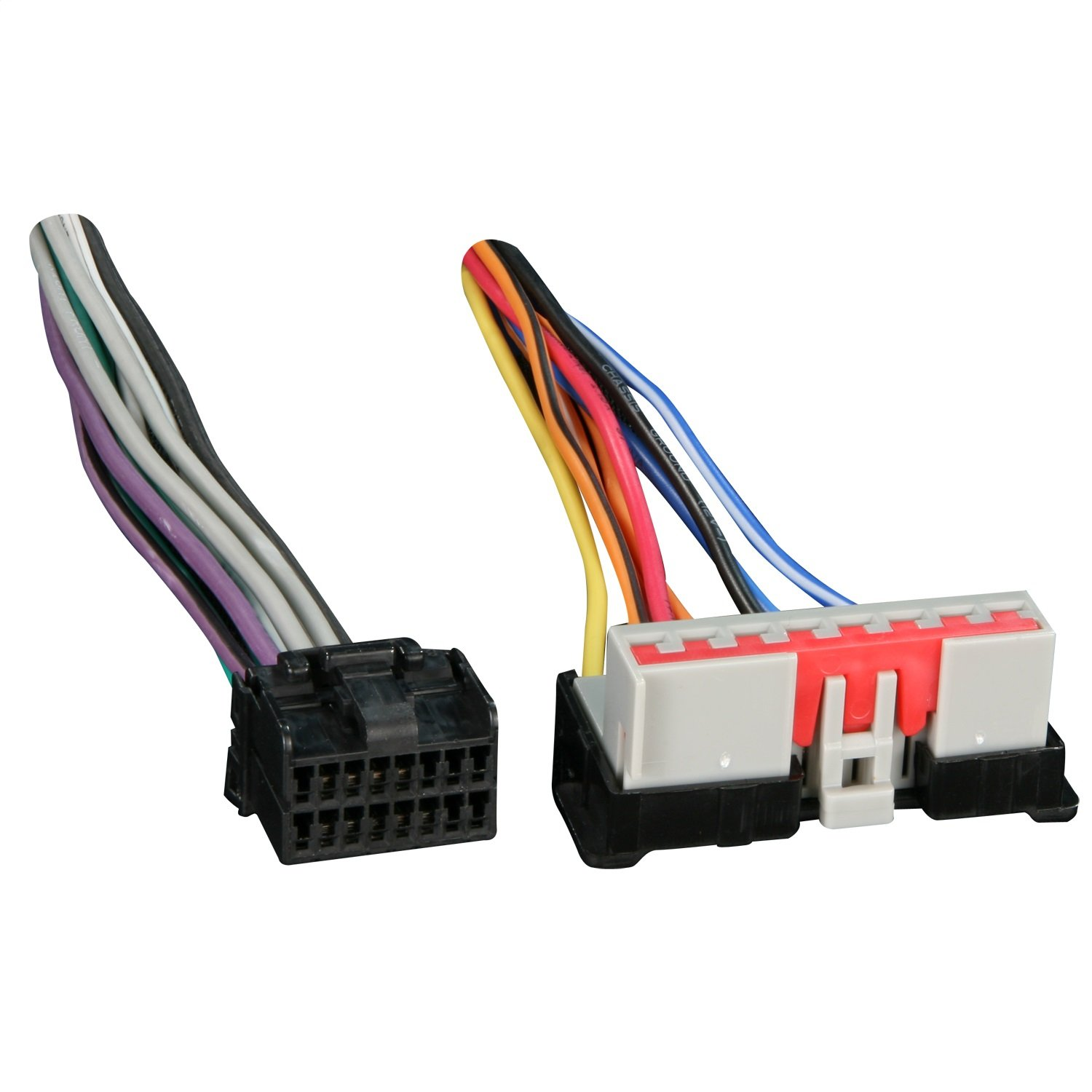 Amazon.com: Metra Reverse Wiring Harness 71-5600 for 1996-up Ford F-150/Explorer:  Car Electronics