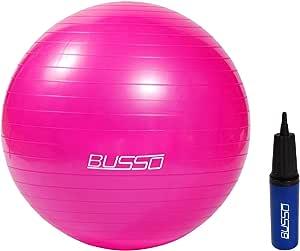 Busso Gym25 25 Pılates Topu Fusya
