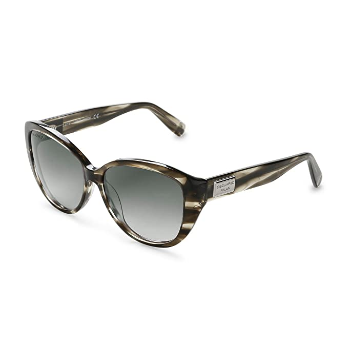 Dsquared Dq0128 20B - Gafas de sol: Amazon.es: Ropa y accesorios
